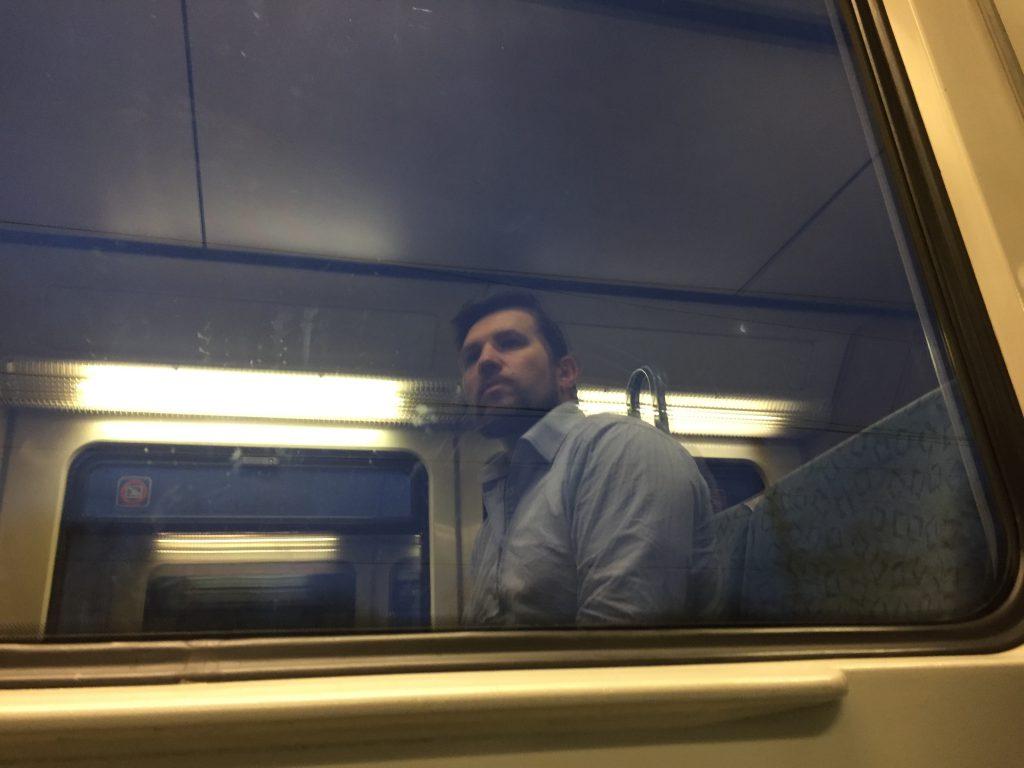 Odraz u prozoru